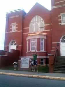 church marion