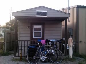 bike shack